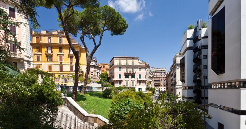 Il mutuo ora serve a comprare la seconda casa nelle citt for Comprare casa a roma centro