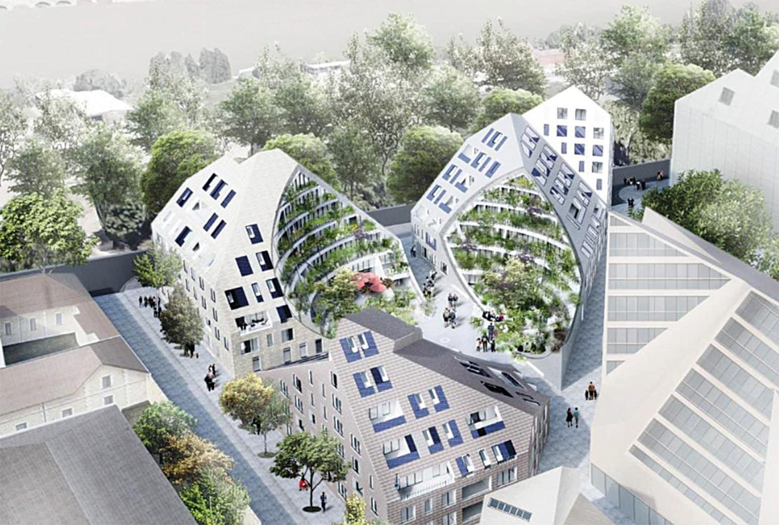 Immobiliare Sant Andrea Concorezzo bordeaux sarà un modello immobiliare e urbanistico - il sole