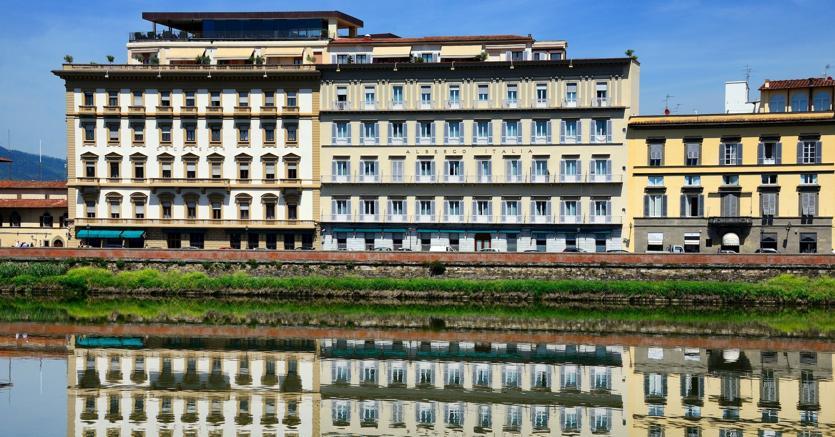 A Firenze Crif registra il valore più alto per camera di hote (Marka)l