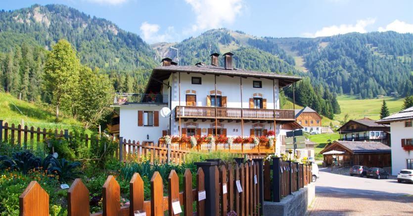 Tra le località in cui comprare c'è Sauris, in Friuli