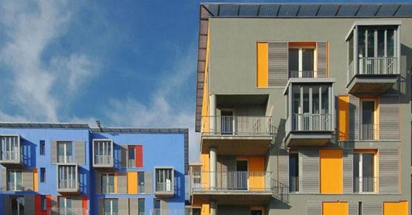 Benedetto Camerana. Villaggio olimpico Torino 2006, oggi complesso di social housing