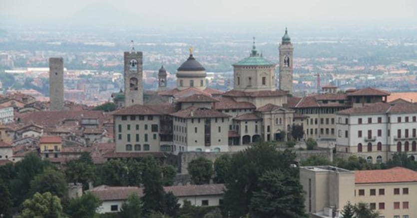 Bergamo Alta conferma di avere una marcia in più in termini di appel e quotazioni