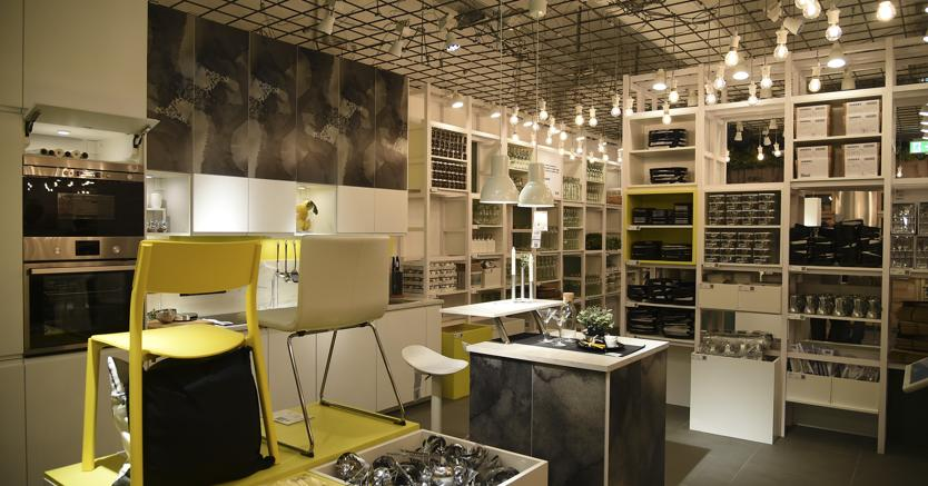Lettere Di Legno Ikea : Ikea: la casa è sempre più luogo di lavoro il sole 24 ore