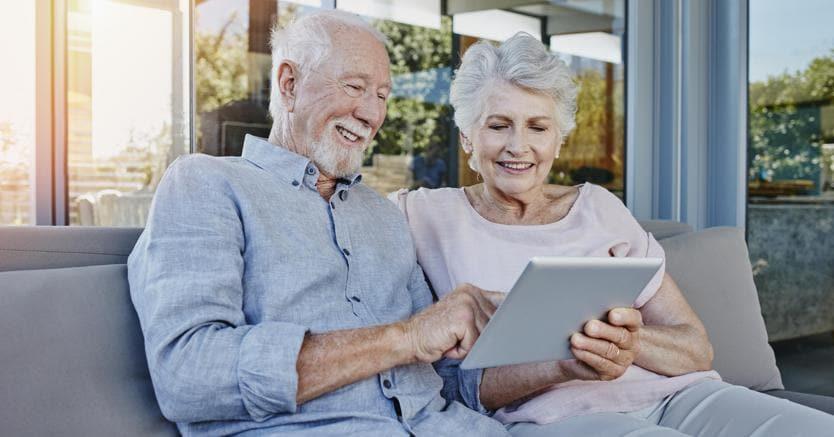 Case a misura di  anziani (Agf)