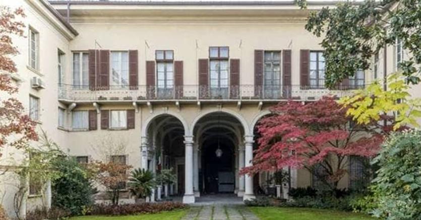 Palazzo Fenaroli di Brescia
