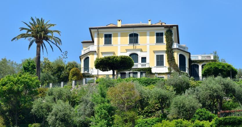 Portofino, villa Buonaccordo  è stata venduta per circa 35 milioni a un imprenditore cinese