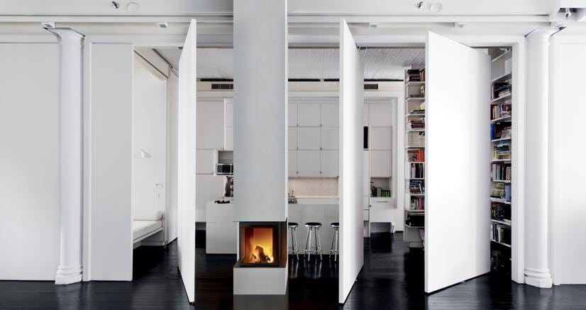 Stufe e camini efficienti per il riscaldamento e anche per la cucina ...