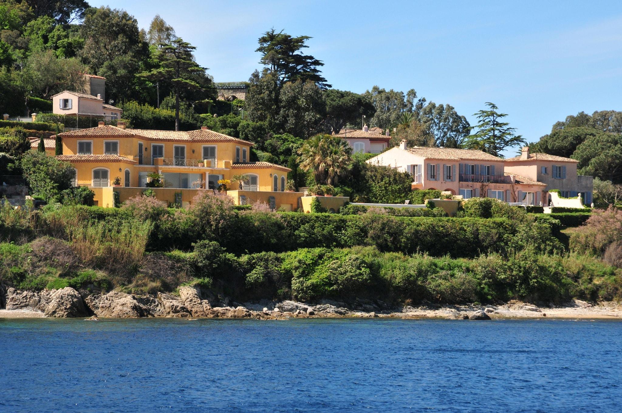 Immobiliare Sant Andrea Concorezzo costa azzurra, in forte ripresa la domanda per le ville di