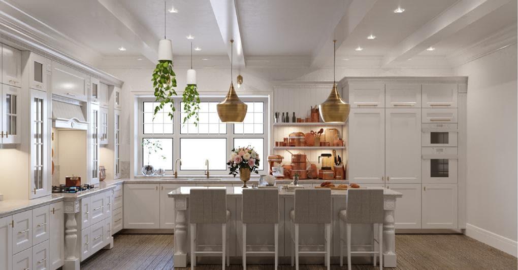Come organizzare al meglio una (grande) cucina abitabile ...