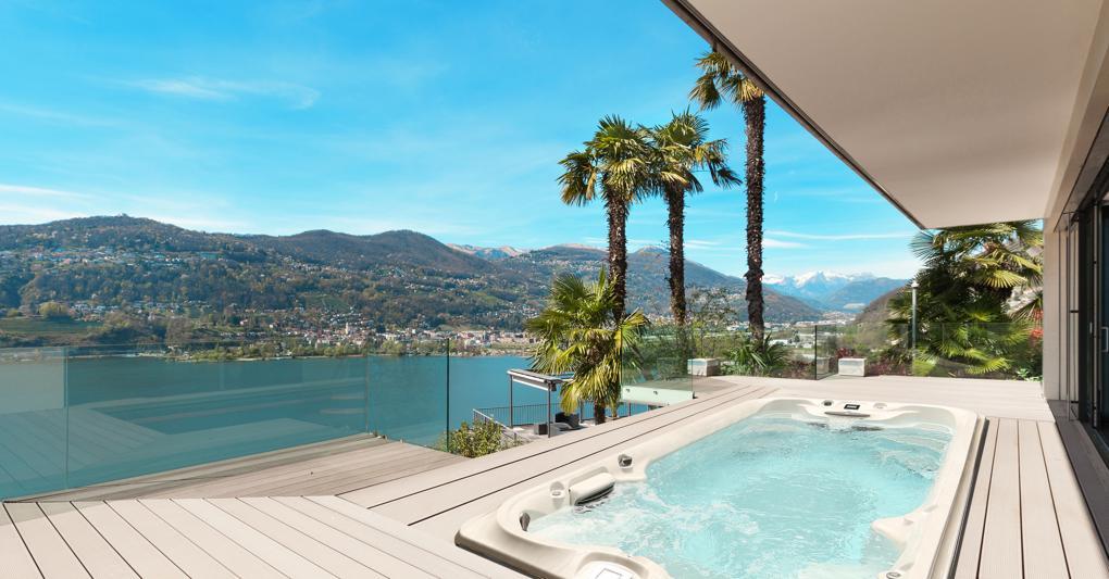 Relax Fitness E Privacy Con La Piscina Sul Terrazzo Il Sole 24 Ore