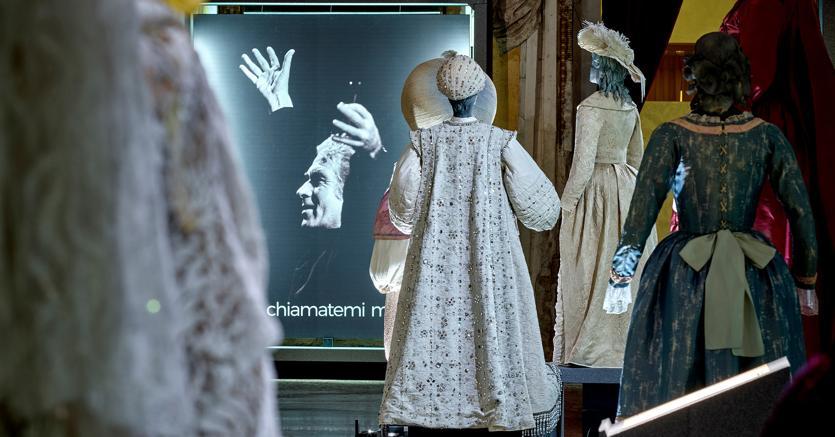 A palazzo reale. La mostra dedicata a Giorgio Strehler  allestita a cura di Lorenzo Arruga