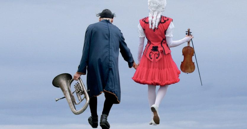 «Les Rois Vagabonds», esponenti della clownerie musicale
