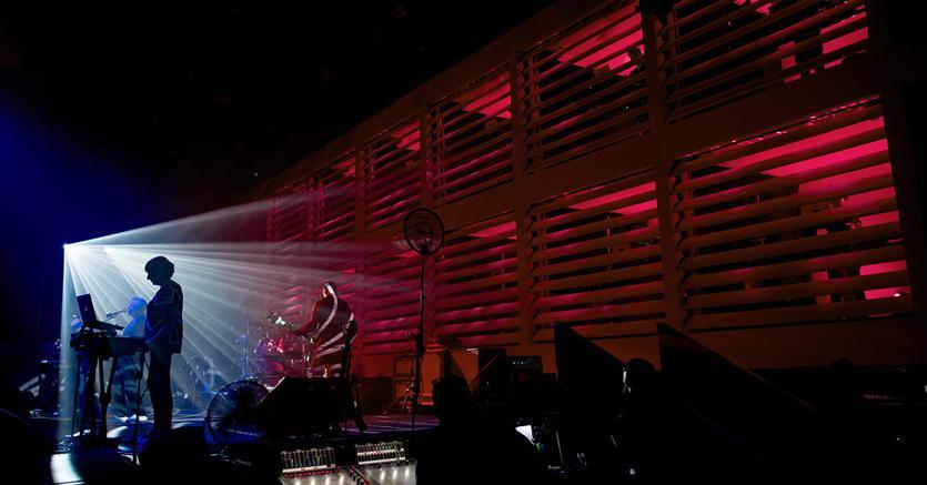 I New Order impegnati nel progetto visual con Liam Gillick