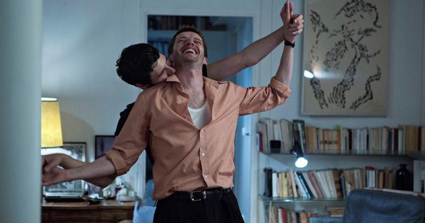 """Da una scena di """"Plaire, aimer et courir vite"""", film di Christophe Honoré"""