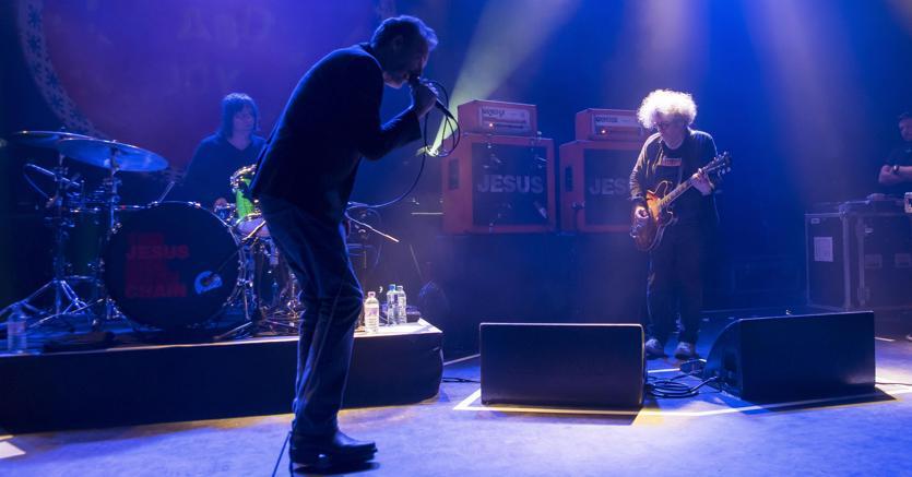 The Jesus and Mary Chain, due concerti per loro in Italia (Afp)