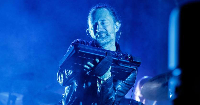 Thom Yorke torna a esibirsi in Italia, con le date di Firenze e Milano (Afp)