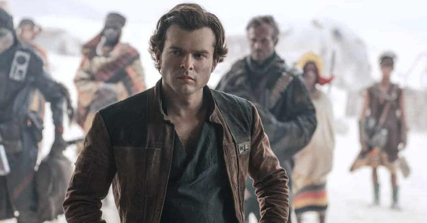 «Solo: A Star Wars Story»