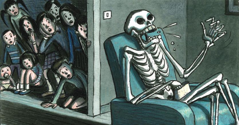Illustrazione di Franco Matticchio