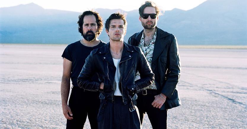 The Killers, protagonisti dal vivo a «Rock in Roma» e agli «I-Days» di Milano