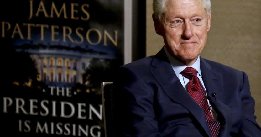 L'ultimo libro  di Bill Clinton, scritto con James Patterson, è  «The President is Missing», Penguin Random House, UK pagg. 513. È stato appena tradotto in Italia da Longanesi  con il titolo  «Il presidente  è scomparso»