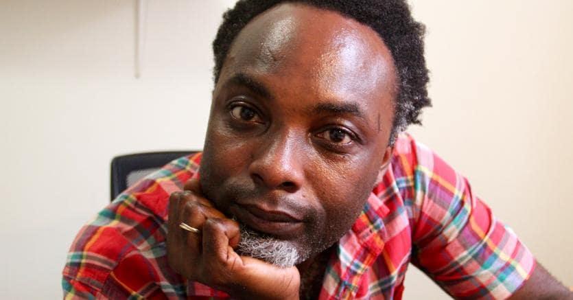 A. Igoni Barrett è nato a Port Harcourt nel 1979 (Femke van Zeijl)