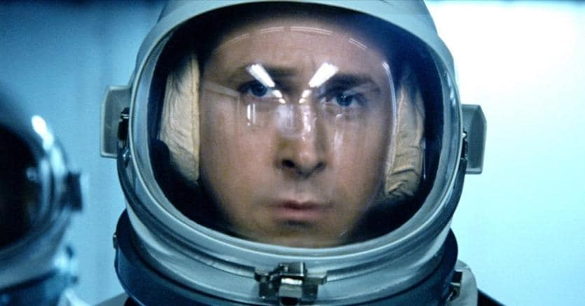 Ryan Gosling in «First Man» di Damien Chazelle