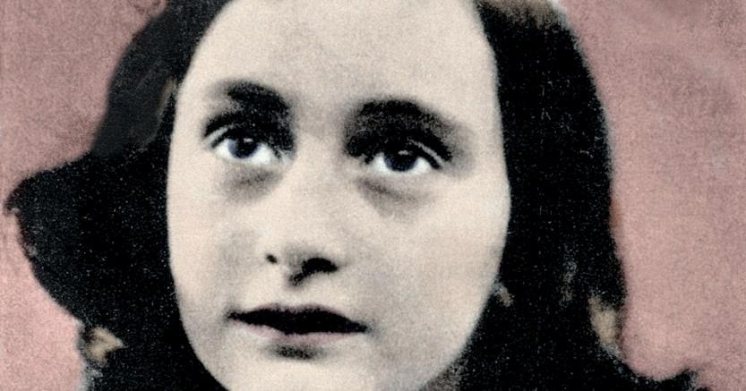 Simbolo della Shoah. Anna Frank