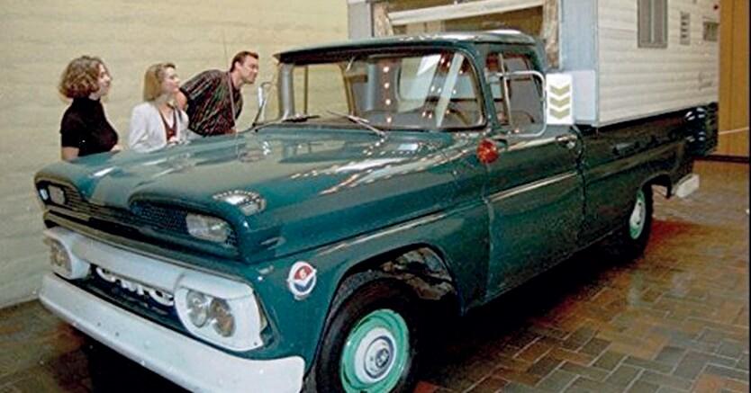 Auto storiche. Il leggendario camper «Ronzinante» di John Steinbeck oggi esposto al National Steinbeck Center di Salinas