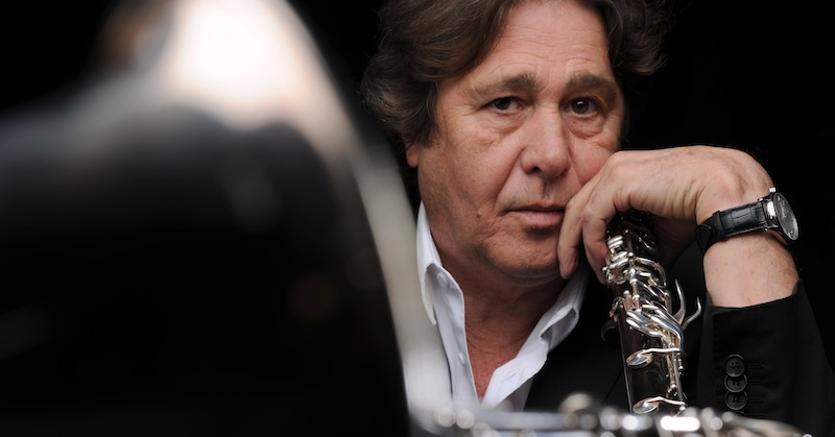 Louis Sclavis, grande protagonista di Pomigliano Jazz con il concerto sul Vesuvio (foto di Luc Jennepin)