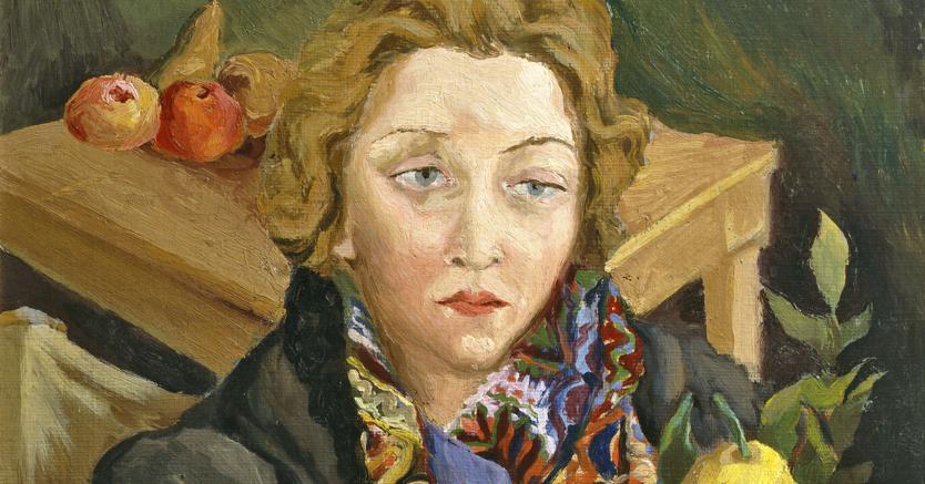 Renato Guttuso, Ritratto di Mimise 1938
