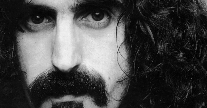 Compositore. Frank Zappa (1940-1993).Copyright: The Zappa  Family Trust