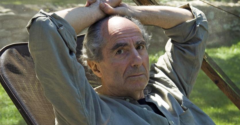 Nel 2005 Philip Roth (AP Photo/Douglas Healey)