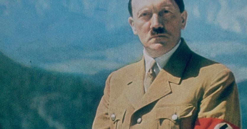 Adolf Hitler nacque a  Braunau am Inn, nell'Alta Austria, nel 1889