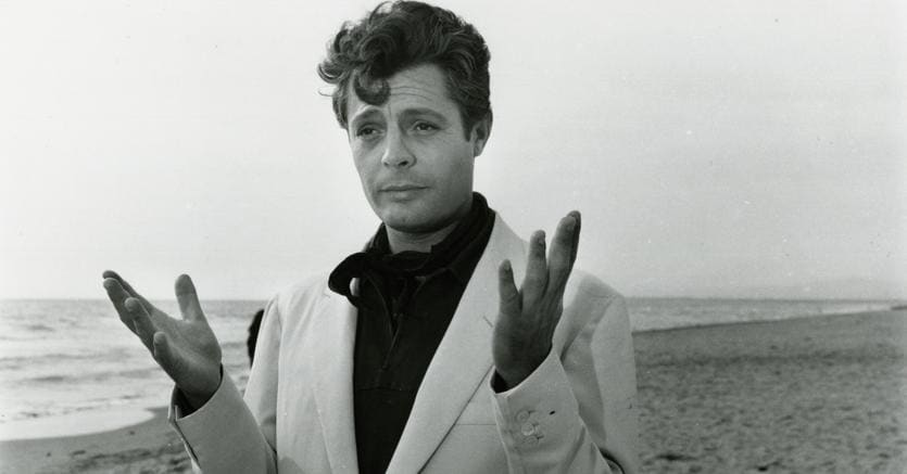 Indimenticabile. Marcello Mastroianni ne «La dolce vita» (1960)