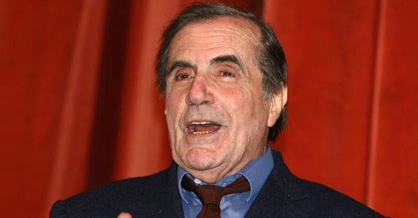 Carlo Giuffré, attore della grande scuola napoletana è morto l'1 novembre a 89 anni (Ansa)