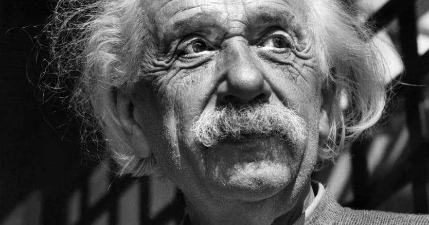Lettera di Einstein venduta all'asta: