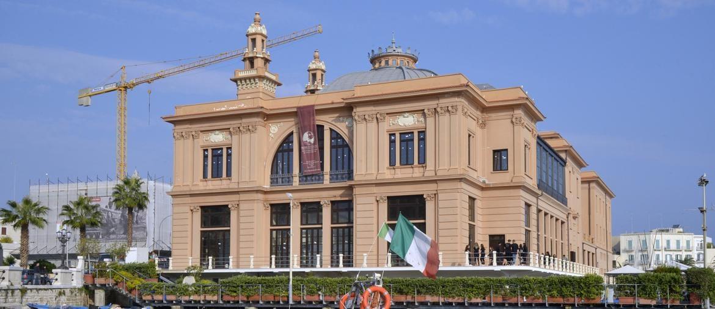 Bari: il Teatro Margherita riapre all'insegna dell'arte - Il