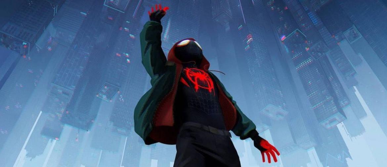 Una scena da «Spider-Man: Un nuovo universo»