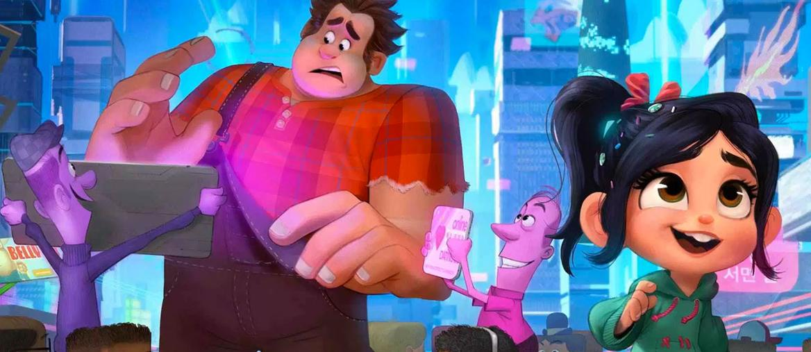 ralph spacca internet  Il mondo del web secondo la Disney in «Ralph Spacca Internet - Il ...