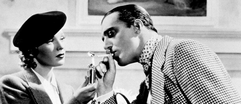 Equivoci. «Il signor Max» film del 1937 di Mario Camerini con  Assia Noris  e Vittorio De Sica