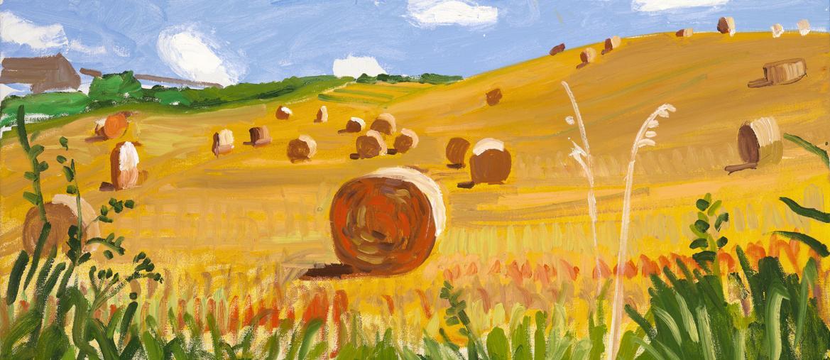 Hockney-Van Gogh: The Joy of Nature. Museo Van Gogh Amsterdam dal 1° marzo al 26 maggio 2019
