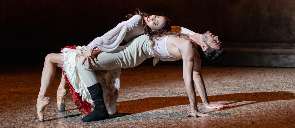 Bianchi-Castellana in Carmen di J. Bubeníček (® Yasuko Kageyama)