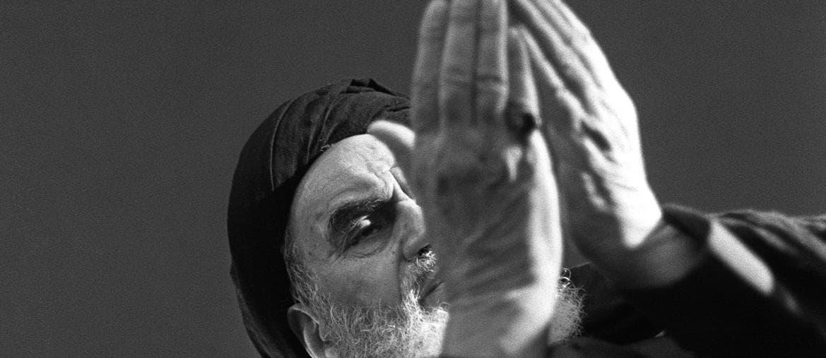 L'Ayatollah Khomeini (1902-1989) (Afp)