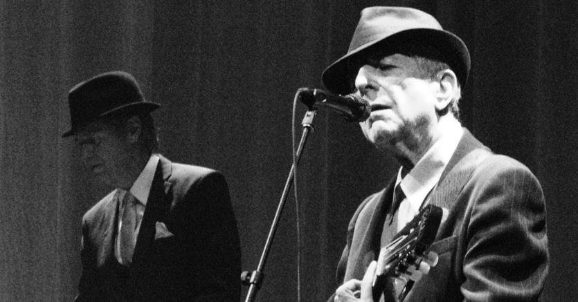 Grande cantautore. Leonard Cohen in concerto il 27 ottobre 2008