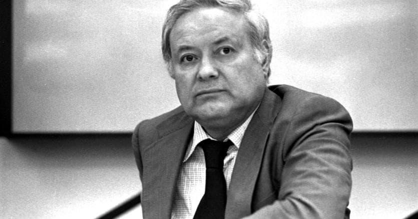 Paolo Volponi (Fotogramma)
