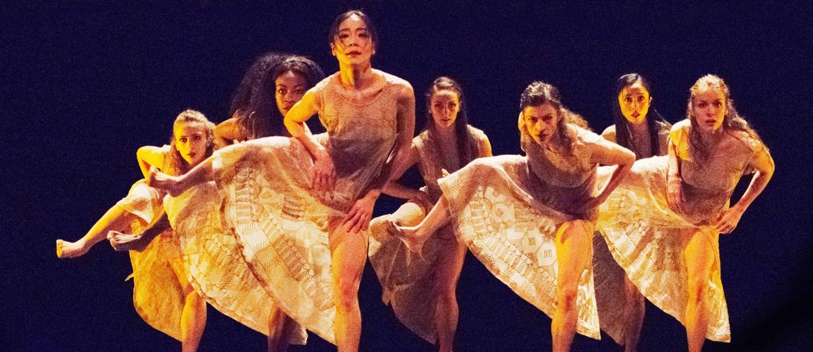 Martha Graham Dance Company.La coreografia di «Errand into the Maze»