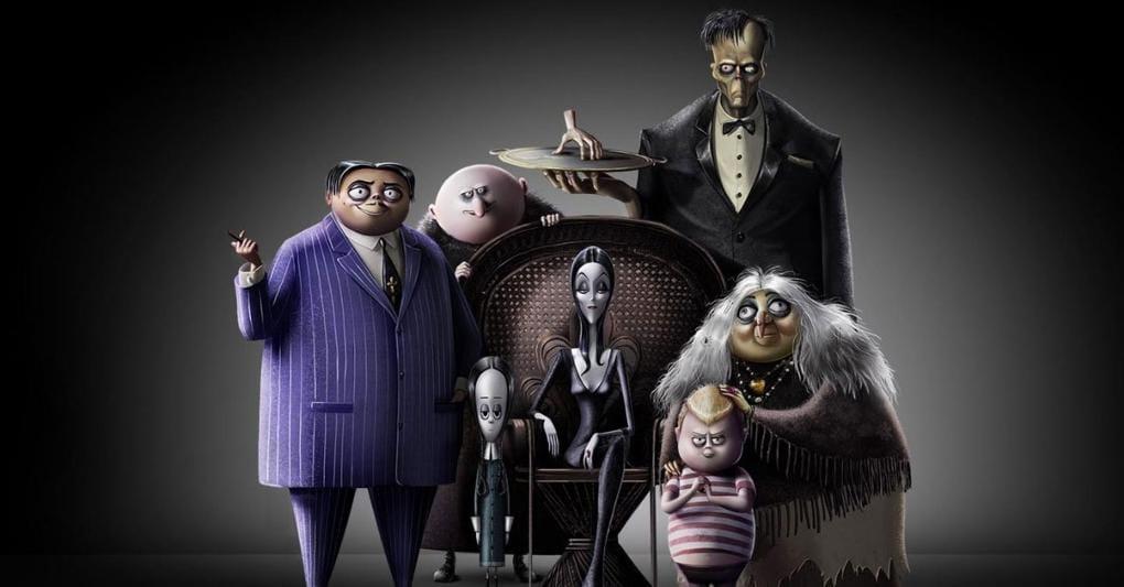 La Famiglia Addams 2019 sky cinema halloween