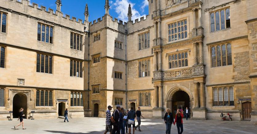 Incontri Università di Oxford