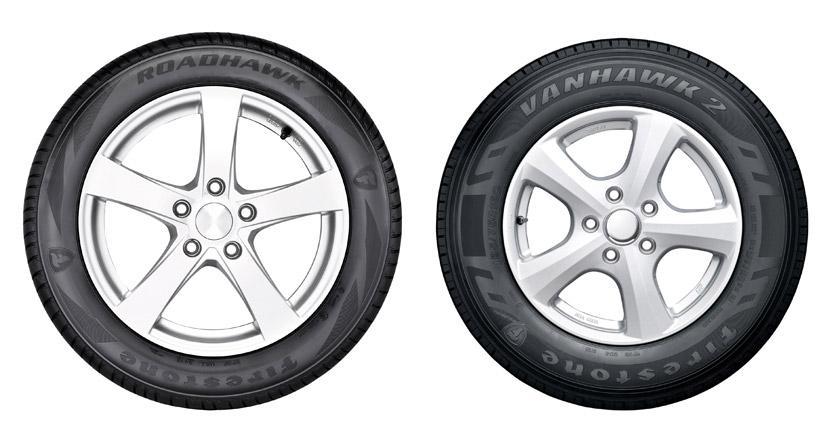 Bridgestone pneumatico ROADHAWK