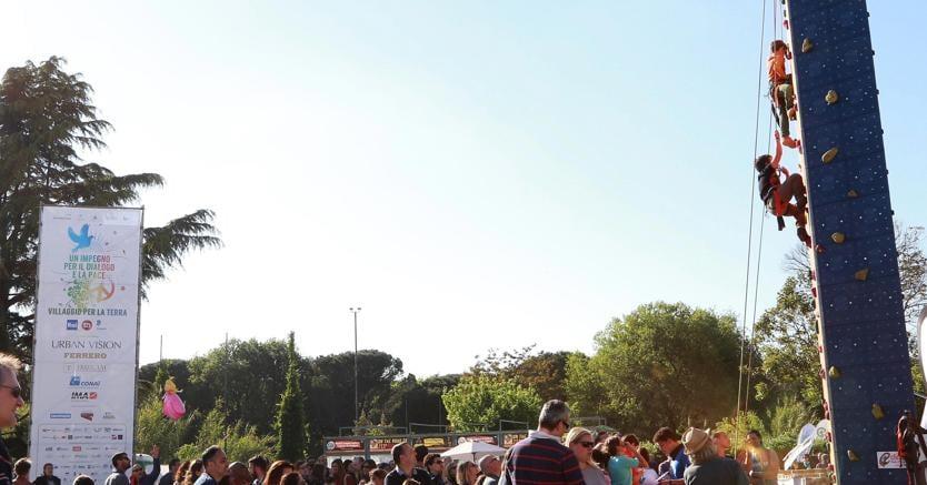 A Roma Torna Il Villaggio Della Terra 5 Giorni Dedicati Ai